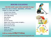 HAUSE CLEANING
