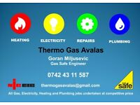 Gas Safe Engineer,Heating,Electricians,Boiler Service,Hob Installation,Cooker Installation,Radiator