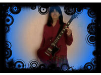 Awesome Private Electric Guitar Lessons