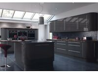 Anthracite Gloss Kitchen Complete Modern.. Hurry limited stock!