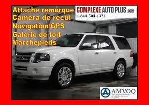 2011 Ford Expedition Limited AWD 4x4 *Navi/GPS,Cuir,Toit