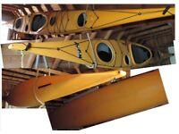 P & H Scorpio Mk 1 Sea kayak.