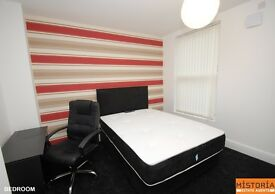 House Shares to Let in Kensington and Wavertree. From 3 to 6 beds Available! Ideal for Students!