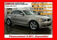 2008 BMW 1 Series 128i Coupe *Cuir, Mags
