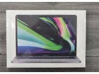 APPLE MACBOOK PRO 13INCH M1 CHIP 256GB SSD 8GB RAM BRAND NEW SEALED WITH WARRANTY & RECEIPT