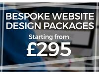 Web Design Glasgow | £295 Bespoke Website Design Package | Free Logo Design