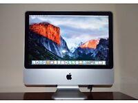 iMac Mid 2007 320GB HDD, 4GB Ram