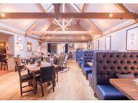 Full time waiting and bar staff wanted!! - Black Swan, Ockham