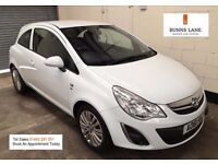 Vauxhall Corsa 1.2 Exite 1 Local Lady Owner Air Con Alloys Bluetooth Low Miles 3 Month Warranty