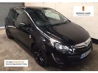 2014 Vauxhall Corsa 1.2 Limited Edition *1 Owner* Bluetooth Air Con Low Mileage Manufacture Warranty