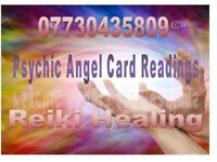 Psychic Angel Reading through Telephone/Skype/Messenger/visit with an appointments