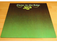 YES - Close To The Edge (Original Vinyl LP)