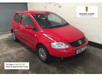 Volkswagen Fox 1.2 Urban 1 Local Owner From New Only covered 17000 Miles 3 Month warranty