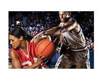 6-7pm Half Court Basketball scrimmage in North West London - Male & Female (intermediate/advanced)