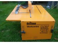 Triton Workcentre MK3 without base.
