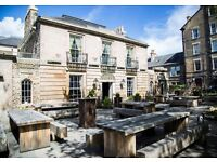 Experienced Part-time Reception/Host for Boutique Hotel in Stockbridge
