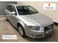 2007 Audi A4 Avant 2.0 Tdi Manual 6 Speed, *1 Owner* Air Con, 12 Month Mot, Warranty