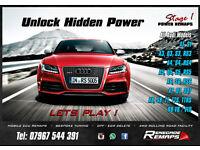 Power Upgrade REMAP for AUDI inc. S-Line & RS (A1, A3, Q3, A4, A5, Q5, A6, A7, Q7, A8, TT, R8)