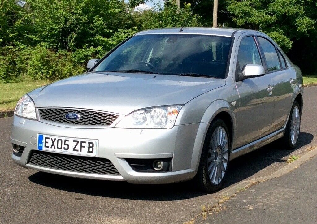 Ford Mondeo ST 155 BHP 2.2 TDCI