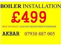 NEW boiler,INSTALLATION,replacement,Vaillant,WORCESTER,BAXI,Main,BACK BOILER,MEGAFLO