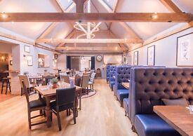Full time waiting and bar staff wanted! - Black Swan, Ockham
