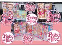 Hasbro Baby Alive Ebay Shop