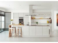 Dream Kitchens Gloss/Matt Handleless 22mm Doors