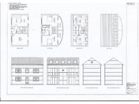 Plot of Land in Murton County Durham with full Planning Permission 2 detached 4 bedroomed houses