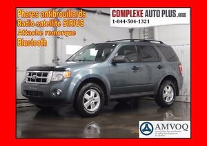 2012 Ford Escape XLT 4x4 AWD *Mags/Fogs/Htich
