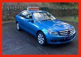 fully LOADED!! Mercedes C class C180 blueEfficiency se EXECUTIVE petrol 2010 (60) automatic ALLOYS