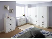Sienna Bedroom Furniture **Home Delivery Available**