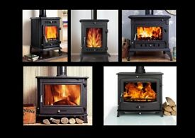 Stoves. Various sizes. NEW. Delivery £20.