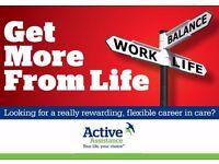 Full & Part time jobs available in Cheltenham