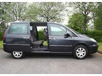 Peugeot 807 2.0 SE 5dr Good / Bad Credit Car Finance