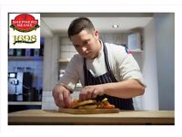 Sous chef required at the Shakespeare in Canterbury, Kent