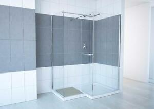 SHOWERS - BATHTUBS - TOILETS - SINKS- FAUCETS- VANITY - CABINETS - FLOORING