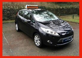 £30 wk LOW mileage!! ford FIESTA zetec 1.2 petrol MANUAL 2011 (11) NEW mot ALLOYS