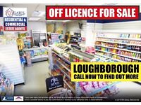 Newsagents / Off Licence **FOR SALE**