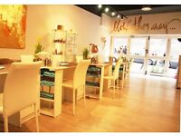 Hair chair/Make up station/beauty room TO RENT
