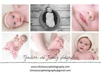 Newborn and family photographer in Edinburgh