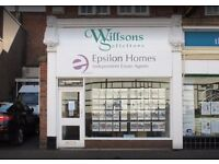 Retail unit available on flexible terms in Nuneaton, call on 07868711014 for further details