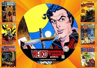 Weird Western + All Star Western &More On DVD Rom