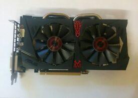 AMD R7 370 4gb Strix OC Edition