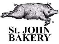 St. JOHN Bakery: PASTRY CHEF URGENTLY REQUIRED