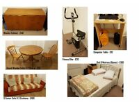 Furniture For Sale, Dining Table, Bed & Matress, Sofa and More - Call 07903260134