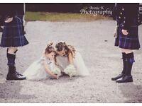 Scotland Wedding photographer/surprise engagement