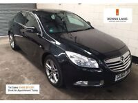 2010 Vauxhall Insignia Exclusive 2.0 Cdti Eco Flex *1 Owner* *Low Mileage* 3 Month Warranty
