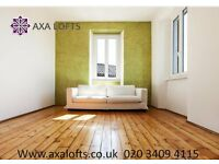 Loft conversion builders, KITCHEN EXTENSION, BASEMENTS, NEW BUILDS, plans to completion, REFURBH