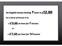 ENGLISH TEACHER- ONE TO ONE-GRAMMAR-PRONUNCIATION-CONVERSATION-SKYPE