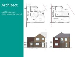 Architectural Drawing, Planning Submission and Building Control Submission Services